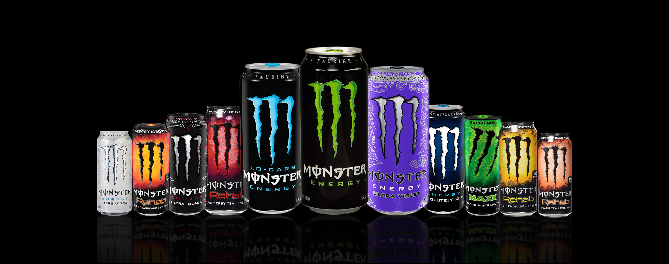 Monster Energy Drink Trader & Distributor Dubai