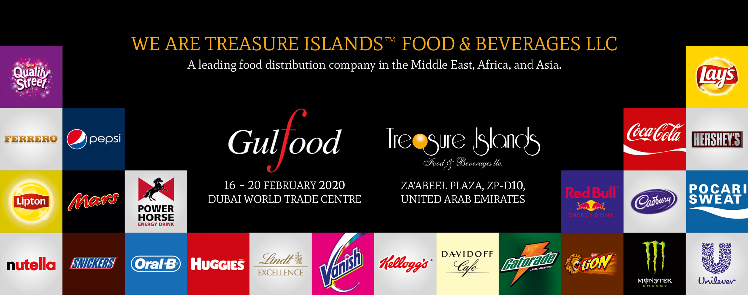 Food & Beverage Distributors in Dubai